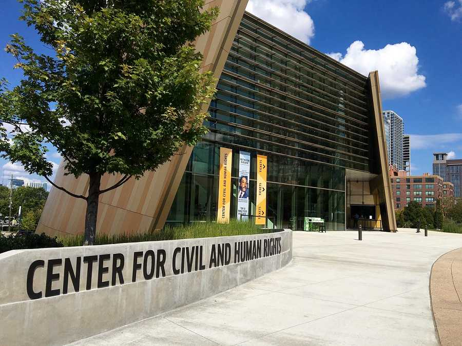 Center for Civic and Human Rights, Atlanta, Georgia