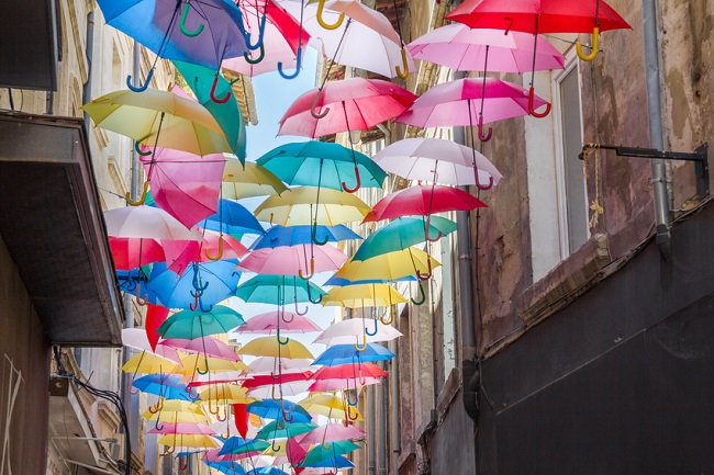 parapluies Avignon