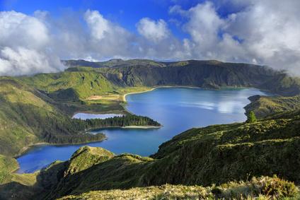 Açores, lac de Fogo