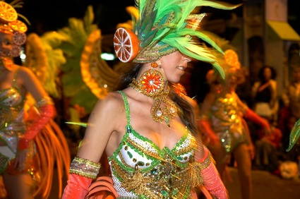 Carnaval, Canary Islands