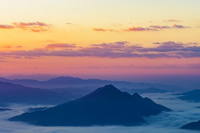 Chiang Rai, montagne
