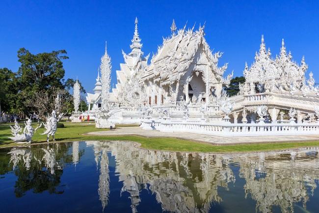 Temple à Chiang Rai