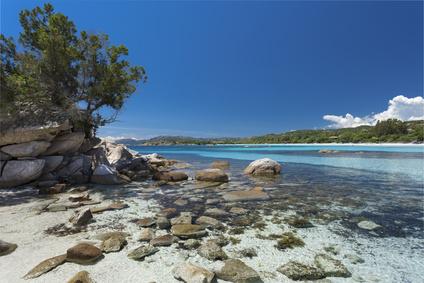 Corsica, Palombaggia beach