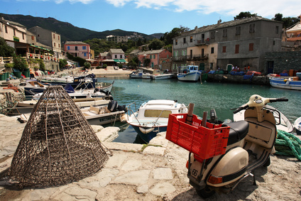 Corsica, Centuri Port