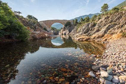 Corsica, Vecchiu bridge