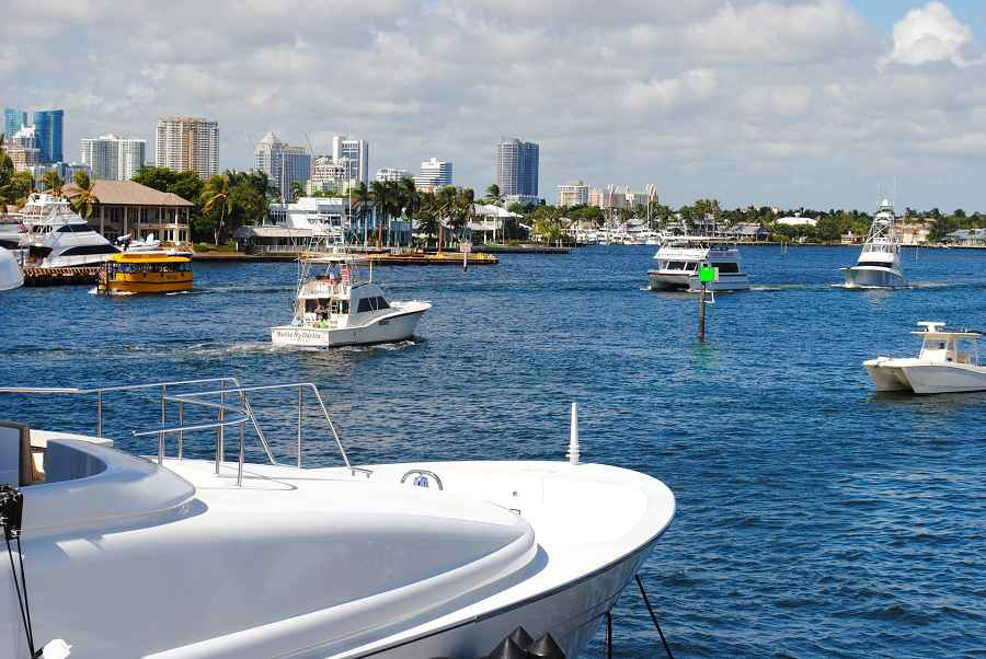 Waterfront, Fort Lauderdale