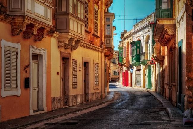 Ruelle à Gozo