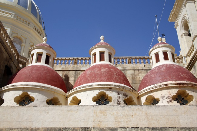 Cathédrale à Gozo