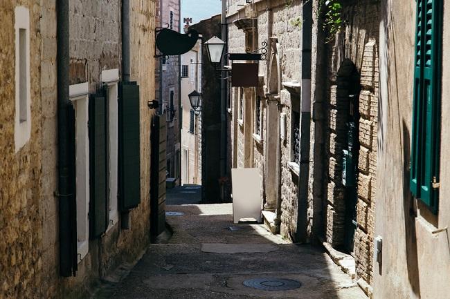 Vieille-ville de Herceg Novi