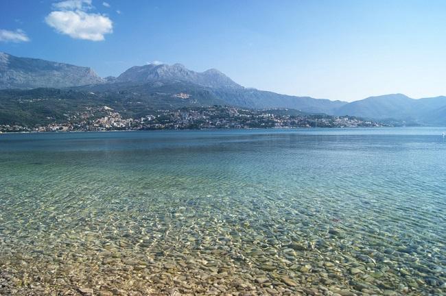 Bord de mer à Herceg Novi