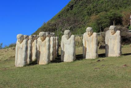 Martinique, mémorial à l'esclavage