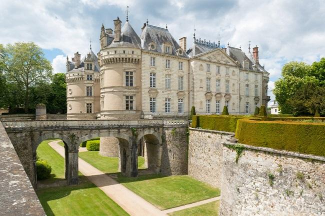 Château de Lude près du Mans