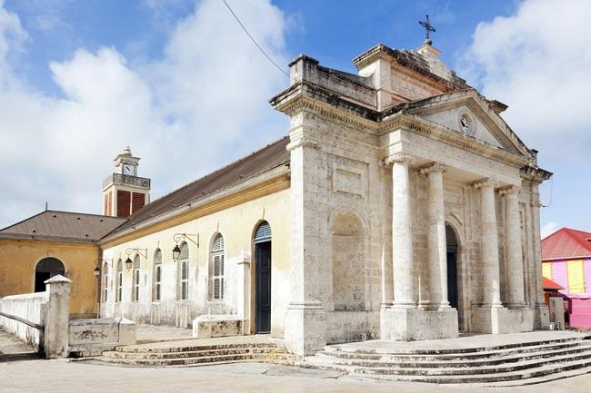 Église Saint-Jean-Baptiste, Le Moule, Guadeloupe