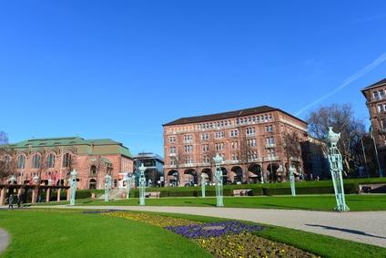 Mannheims Parks