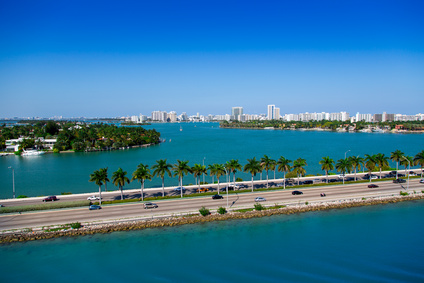 West Palm Beach Miami Distance Driving