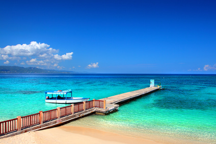 Montego Bay, Jamaica, beach