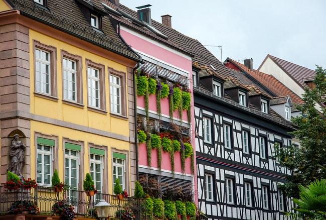 Maisons à Offenbourg