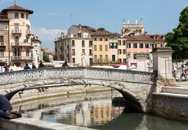 Piazza Prato della Valle, Padoue