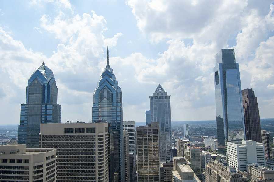 Skyscrapers of Philadelphia
