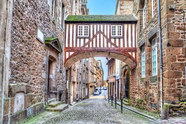 Saint-Malo vieille ville