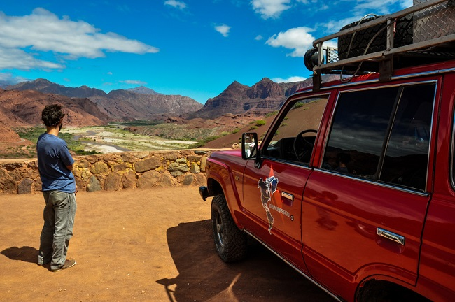 road trip dans le Nord argentin