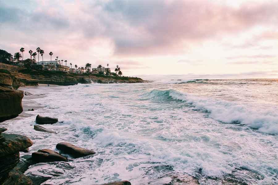 San Diego coastal view