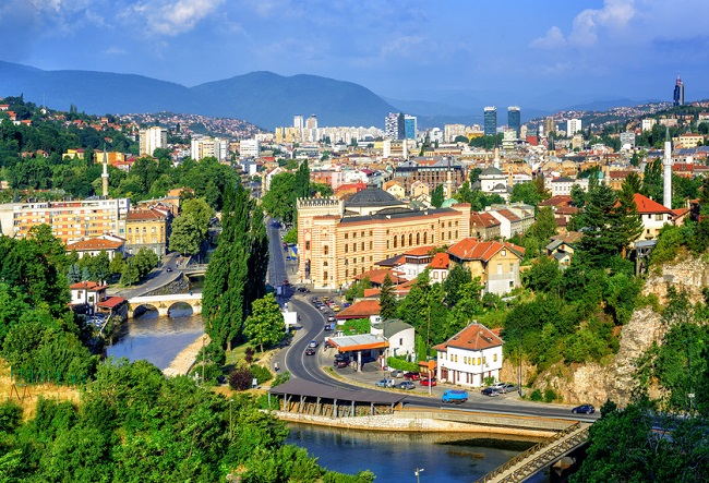 Sarajevo Car Rental Cheap Deals Sixt Rent A Car