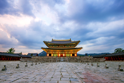 Séoul, Gyeongbokgung Palace