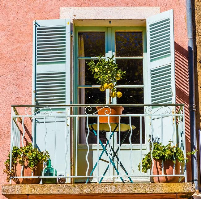 maison provençale à Tourtour