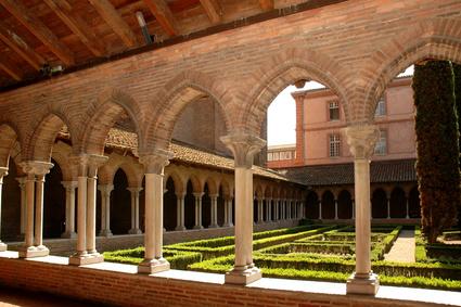 Toulouse, couvent des Jacobins