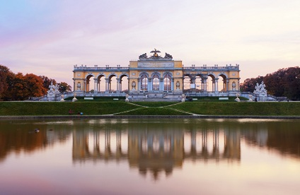 Vienne, château de Schonbrunn