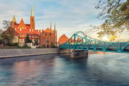 pont de Wroclaw