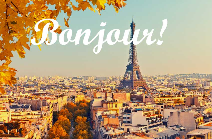 Mit Sixt nach Frankreich