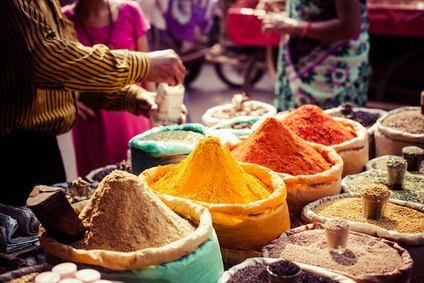 marché marocain