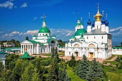 Russie anneau d'or