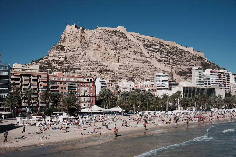 Car Rental In Spain Sixt Rent A Car