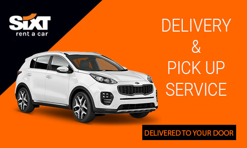 Deliver and Pick Up Service