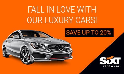 Luxury Car Rental Special Offer