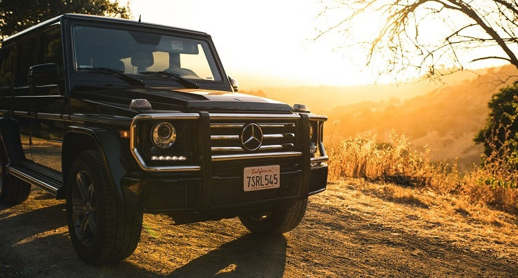 Luxury Car Hire Palm Springs