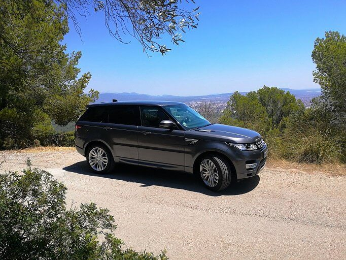 Range Rover Rental Sixt Rent A Car