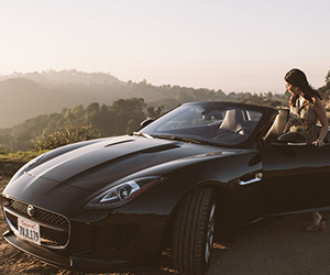 Jaguar F-Type Exotic Car Rental