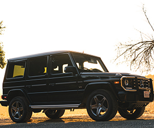 Mercedes G-Class Exotic Car Rental