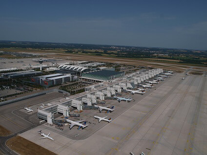 Premium Car Rental Munich Airport