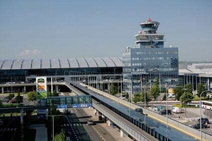 Prag Vaclav Havel Airport
