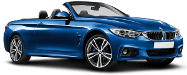 Rent a BMW 4 series