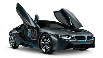 Merveilleux BMW I8 Luxury Car Rental