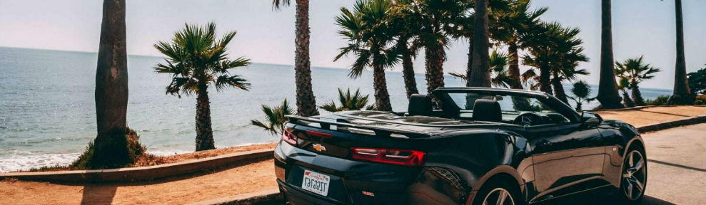 Rent A Convertible In San Francisco California
