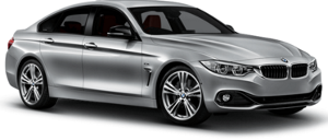 BMW 4 Series Grand Coupe Sixt rent a car