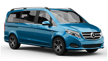 Rent a Mercedes Metris