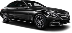 Rent a luxurious Mercedes-Benz C-Class from Sixt
